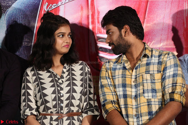 Swathi Reddy Looks super cute at London Babulu theatrical trailer launch ~  Exclusive 004.JPG