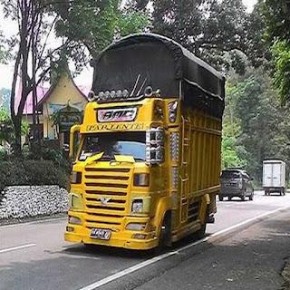 modifikasi truk hino modifikasi truk fuso