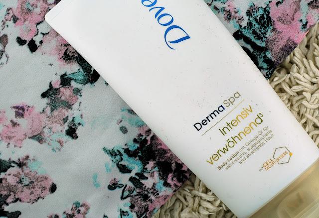 Favorit März 2016 - Dove Derma Soa Body Lotion