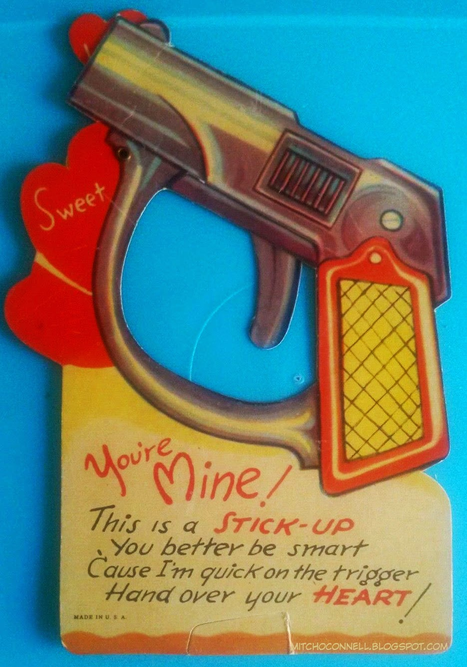 50 Unintentionally Hilarious Vintage Valentines Day Cards
