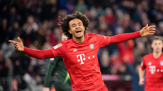Zirkzee là sao đang lên của Bayern.