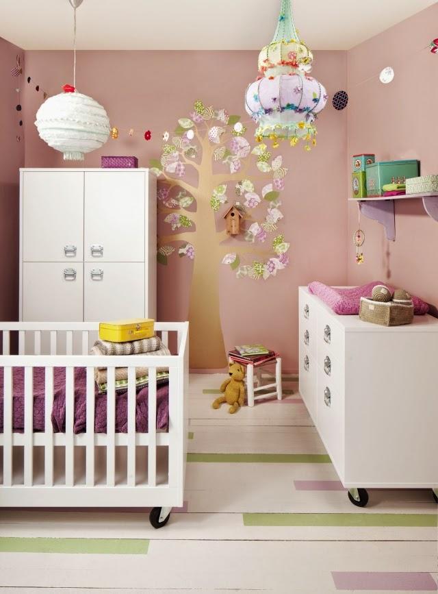 cuarto para bebé
