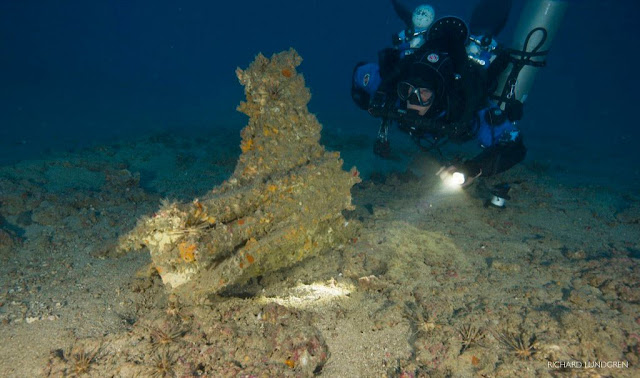 New finds emerge from the site of the First Punic War naval battle off Sicilian coast