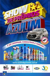 Promoção Show de Prêmios Azulin