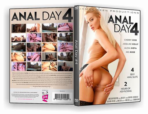 DVD – Anal Day 4 xxx 2018