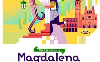 TRAM de Castellón ofrece servicios especiales con motivo de las fiestas de la Magdalena del 23 al 31 de marzo