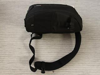 VANGUARD OSLO 47BK スリングバッグ-4