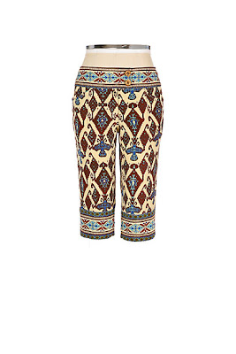Anthropologie Grand Trunk Bermudas by Plenty by Tracy Reese