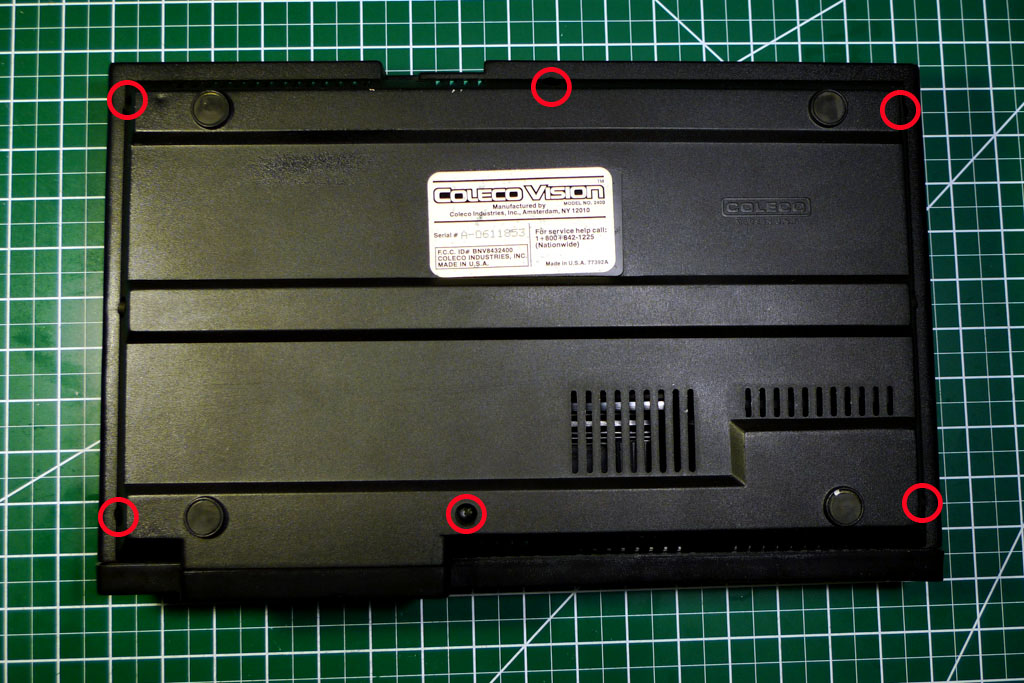 ColecoVision Composite Upgrade Kit Install Guide | RetroFixes