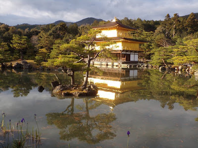 Pabellón de Oro Kinkakuji Kioto