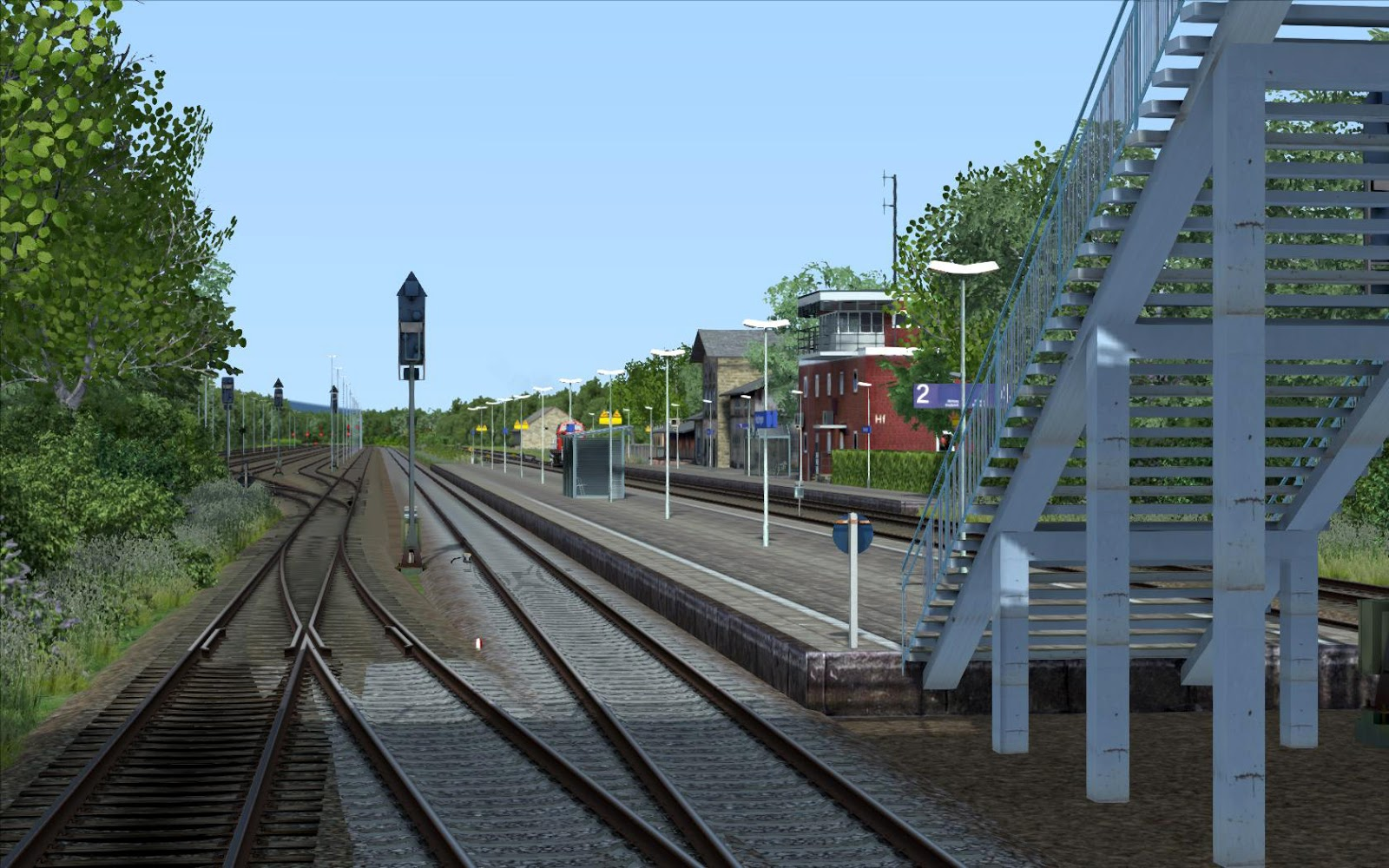 Les gares de Natrup-Hagenm et de Hasbergen ont été ajoutées à l'itinéraire Münster - Brême.