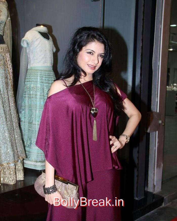 Bhagyashree Patwardhan, Celebs At Amy Billimoria's House of Design Store Launch