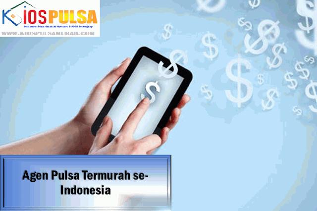 Agen Pulsa Termurah se-Indonesia