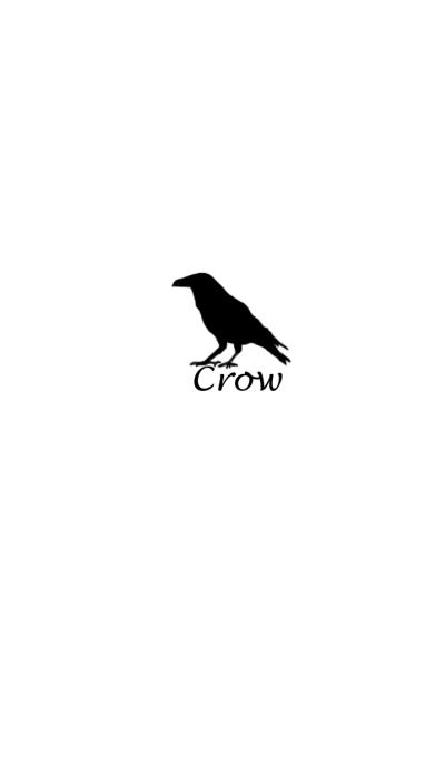 It's a crow.