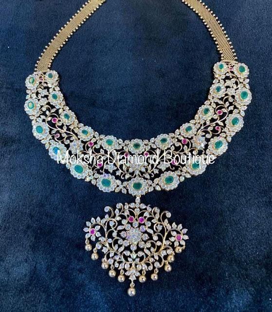 Exclusive Diamond Sets by Moksha Diamonds