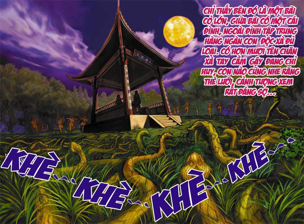Anh Hùng Xạ Điêu anh hùng xạ đêu chap 43 trang 14