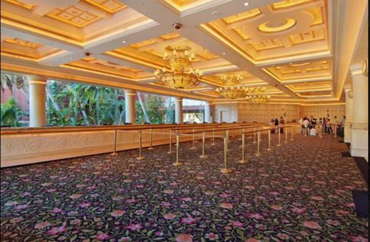 Treasure Island Las Vegas Room Service