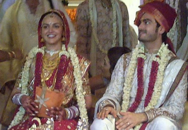 Bollywood Actress Esha Deol Tie Knot With Bharat Takhtani
