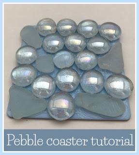 Pebble coaster tutorial