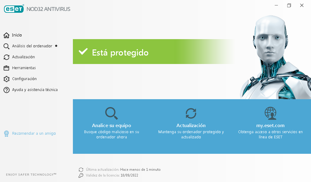 nod3213022 6 - ESET NOD32 Antivirus v13.0.22.0 Multilenguaje (Español), Protegemos tu Información y Cuidamos tu Bolsillo.