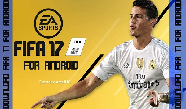 Download FIFA 17 Mobile Soccer Android APK MOD Game