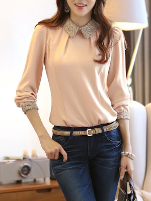 https://www.fashionmia.com/Products/contrast-doll-collar-chiffon-long-sleeve-t-shirt-197482.html