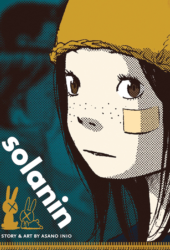 Solanin, By Inio Asano Assistants: Yuichi Watanabe, Takashi Kondo Translation: JN Productions Touch-up/Letters: Annaliese Christman Design: Amy Martin.
