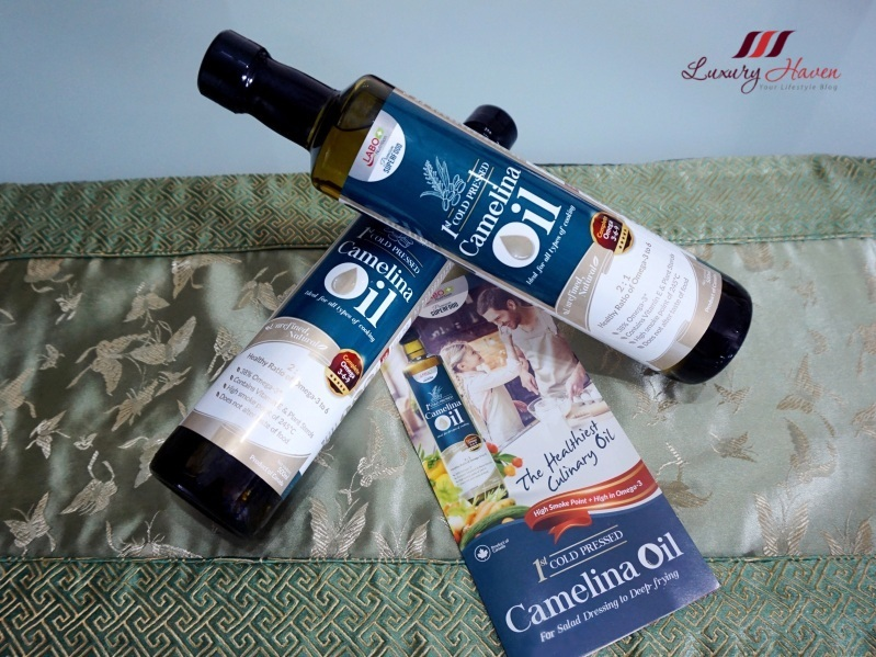 singapore lifestyle blogger reviews lifestream labo camelina oil