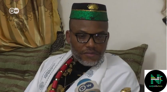 If you Don't Get a Date For Referendum There Will Be No Election in South East - Nnamdi Kanu Insist in a New Interview
