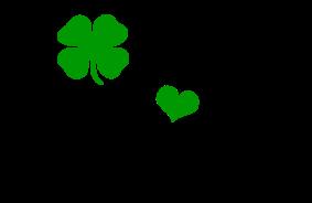 Bellagrey Designs St Patrick S Day Lucky Rainbow Bark Diy