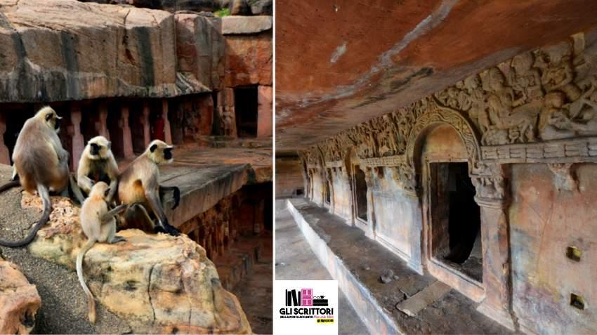 Le grotte di Udaygiri - Udaygiri Caves