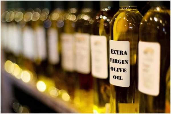 Jenis-jenis minyak zaitun