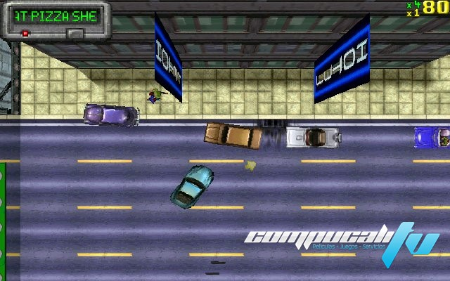 GTA 1 PC Full Grand Theft Auto 1997