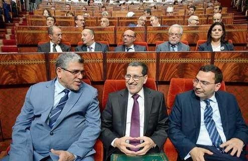 حصيلة ومنجزات الحكومة المغربية ...الحصلة