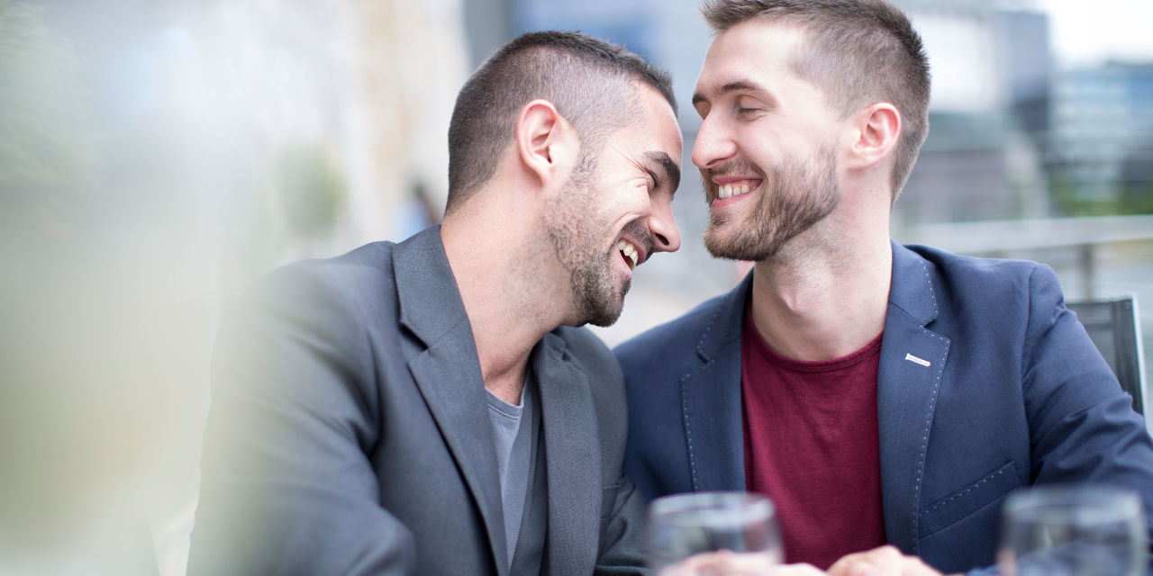 signs youre dating a gay man