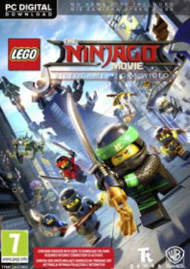 The LEGO NINJAGO Movie Video Game [Full] Español [MEGA]