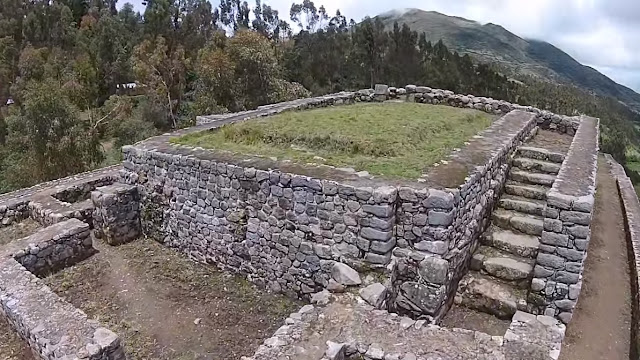 Most people will have never heard of Saiwite, but it is a vast ancient megalithic site in the highlands of Peru.