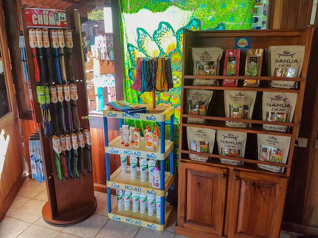 Cosas útiles en la tienda de Ríos Tropicales