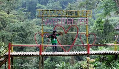 jembatan cinta welo river petung