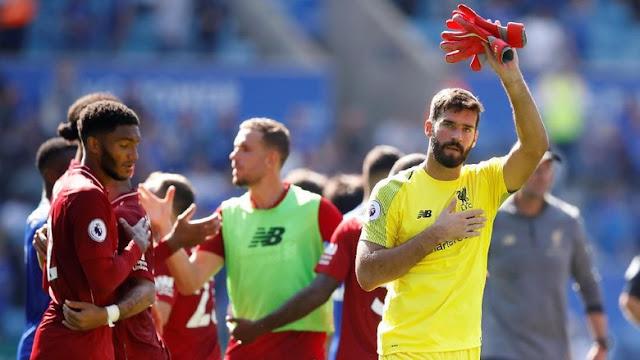 Allison Becker : Liverpool Tidak Perlu Takut dengan Arsenal