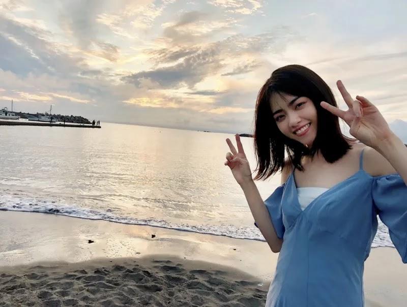 Nishino Nanase Tampil di Majalah White Graph, Yuk Intip Cuplikannya