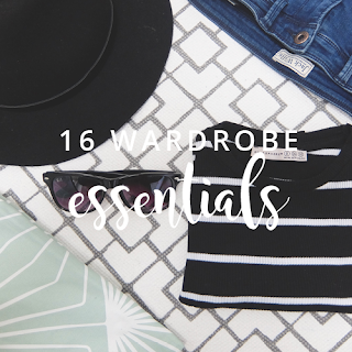 16 Wardrobe Essentials