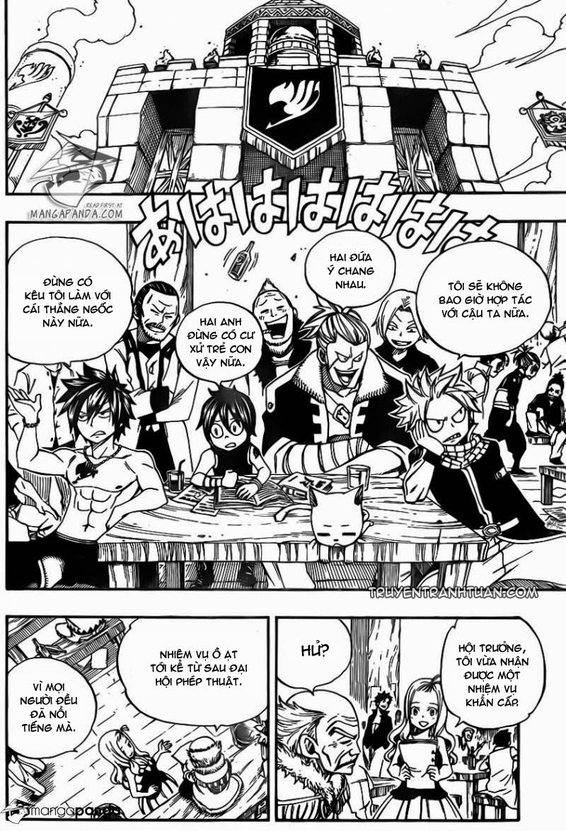 Fairy Tail Chap 344