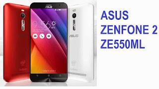 Download Firmware Asus Zenfone 2 ZE550ML Terbaru Tanpa Iklan