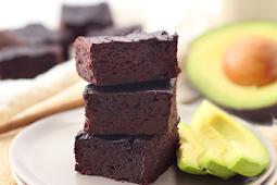 Easy Healthy Avocado Brownies - Best Healthy Food Recipe