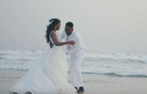 Simi And Adekunle Gold Wedding Videos And Pictures Finally Out