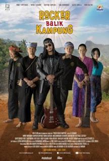 Film Rocker Balik Kampung 2018