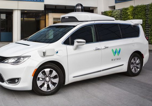 Tinuku Intel and Alphabet's Waymo collaborate on self-driving car