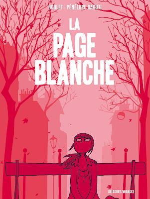 La page blanche de Boulet et Pénélope Bagieu