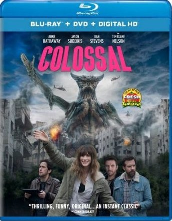 Colossal 2016 English Bluray Movie Download